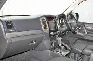 2017 Mitsubishi Pajero NX MY18 GLS LWB (4x4) Grey 5 Speed Auto Sports Mode Wagon