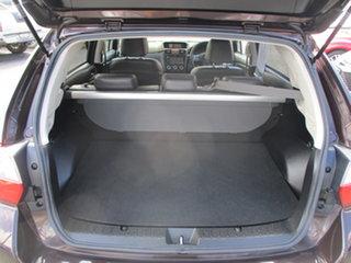 2012 Subaru XV MY13 2.0I-S Plum Continuous Variable Wagon