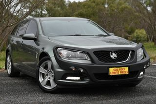 2015 Holden Commodore VF II MY16 Evoke Sportwagon Grey 6 Speed Sports Automatic Wagon.