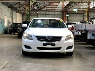 2007 Toyota Aurion GSV40R AT-X White 6 Speed Sports Automatic Sedan.