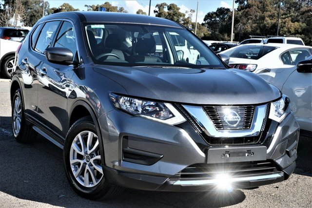 Used Nissan X-Trail T32 MY21 ST X-tronic 4WD Phillip, 2021 Nissan X-Trail T32 MY21 ST X-tronic 4WD Grey 7 Speed Constant Variable Wagon