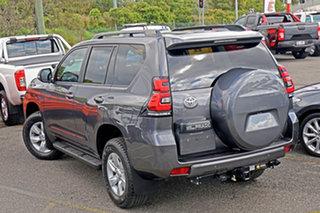 2019 Toyota Landcruiser Prado GDJ150R GXL Grey 6 Speed Sports Automatic Wagon.