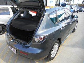 2008 Mazda 3 BK10F2 Maxx Sport Grey 4 Speed Sports Automatic Hatchback
