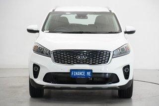 2020 Kia Sorento UM MY20 Si AWD Clear White 8 Speed Sports Automatic Wagon.