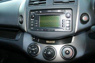2009 Toyota RAV4 ACA33R 08 Upgrade Edge (4x4) Maroon 4 Speed Automatic Wagon