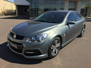 2015 Holden Commodore VF SS Grey Sports Automatic.