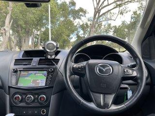 2015 Mazda BT-50 UR0YF1 XTR Blue Reflex 6 Speed Sports Automatic Utility
