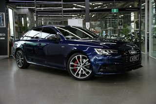 2017 Audi S4 B9 8W MY17 Tiptronic Quattro Blue 8 Speed Sports Automatic Sedan.