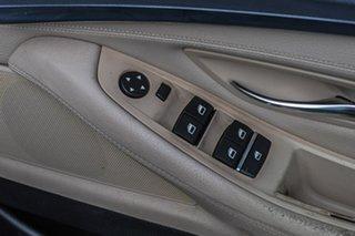 2011 BMW 5 Series F11 520d Touring Steptronic Black 8 Speed Sports Automatic Wagon
