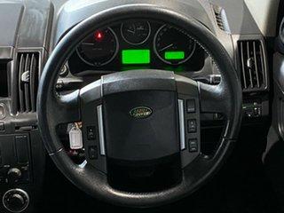 2008 Land Rover Freelander 2 LF Td4 SE White 6 Speed Sports Automatic Wagon