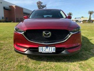 2019 Mazda CX-5 MY19 (KF Series 2) Maxx Sport (4x2) 6 Speed Automatic Wagon.