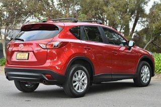 2016 Mazda CX-5 KE1032 Maxx SKYACTIV-Drive AWD Sport Red 6 Speed Sports Automatic Wagon