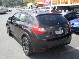 2012 Subaru XV MY13 2.0I-S Plum Continuous Variable Wagon.