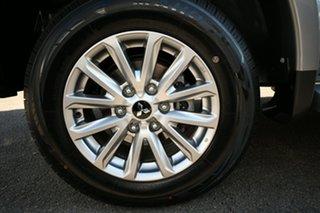 2018 Mitsubishi Triton MQ MY18 GLS (4x4) Grey 5 Speed Automatic Dual Cab Utility.