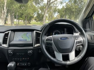 2020 Ford Ranger PX MkIII 2020.75MY XLT Antartic White 10 Speed Sports Automatic Double Cab Pick Up