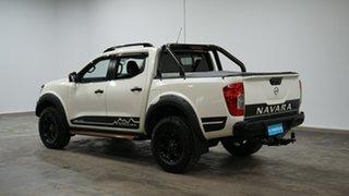 2020 Nissan Navara D23 S4 MY20 N-TREK Warrior White 7 Speed Sports Automatic Utility.