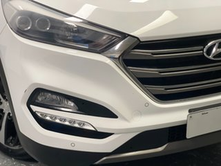 2016 Hyundai Tucson TLe MY17 Highlander AWD Polar White 6 Speed Sports Automatic Wagon.