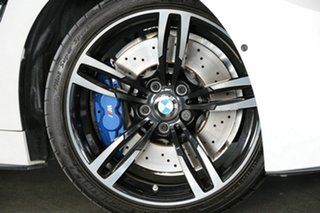 2016 BMW M4 F82 M-DCT White 7 Speed Sports Automatic Dual Clutch Coupe.