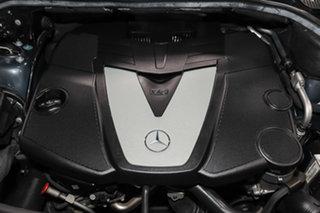 2010 Mercedes-Benz M-Class W164 MY10 ML300 CDI BlueEFFICIENCY AMG Sports Tenorite Grey 7 Speed