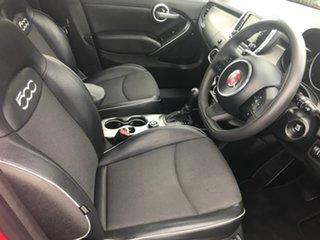 2015 Fiat 500X 334 Cross Plus AWD Red 9 Speed Sports Automatic Wagon
