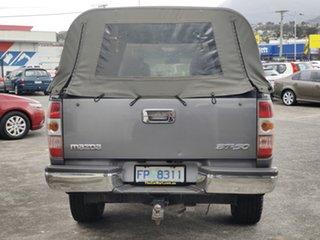 2007 Mazda BT-50 UNY0E3 SDX Grey 5 Speed Automatic Utility