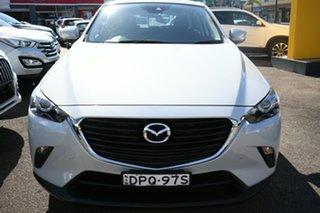 2017 Mazda CX-3 DK Neo (FWD) White 6 Speed Manual Wagon