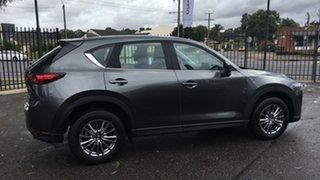 2018 Mazda CX-5 KF4WLA Maxx SKYACTIV-Drive i-ACTIV AWD Sport Grey 6 Speed Sports Automatic Wagon