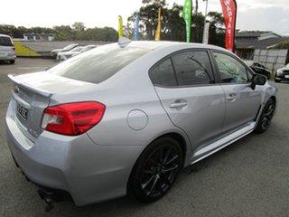 2017 Subaru WRX V1 MY18 AWD Silver 6 Speed Manual Sedan