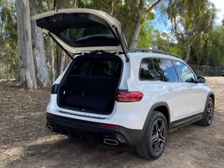 2021 Mercedes-Benz GLB-Class X247 801MY GLB250 DCT 4MATIC White 8 Speed Sports Automatic Dual Clutch
