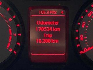 2008 Holden Ute VE SV6 Black 6 Speed Manual Utility
