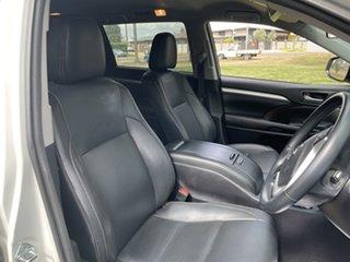 2017 Toyota Kluger GSU55R GXL AWD Crystal Pearl 8 Speed Sports Automatic Wagon