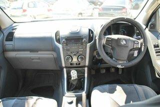 2012 Holden Colorado RG LT (4x4) White 5 Speed Manual Crew Cab Pickup