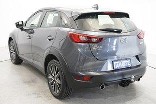 2015 Mazda CX-3 DK4WSA sTouring SKYACTIV-Drive i-ACTIV AWD Grey 6 Speed Sports Automatic Wagon.