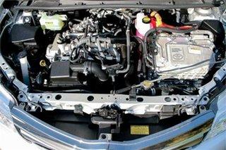 2014 Toyota Corolla NKE165 Axio Silver 1 Speed Constant Variable Sedan