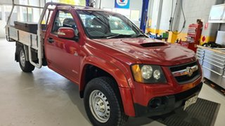 2008 Holden Colorado RC LX (4x4) 5 Speed Manual Cab Chassis