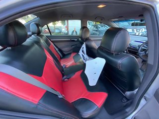 2007 Honda Civic 8th Gen MY07 VTi-L Silver 5 Speed Manual Sedan