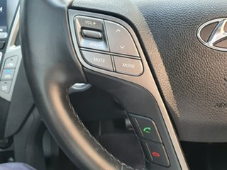 2017 Hyundai Santa Fe DM5 MY18 Highlander Grey 6 Speed Sports Automatic Wagon