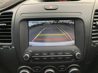 2017 Kia Cerato YD MY17 Sport White 6 Speed Sports Automatic Sedan