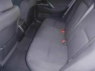 2009 Toyota Aurion Silver 6 Speed Automatic Sedan