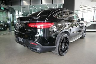 2016 Mercedes-Benz GLE-Class C292 GLE63 AMG Coupe SPEEDSHIFT PLUS 4MATIC S Black 7 Speed