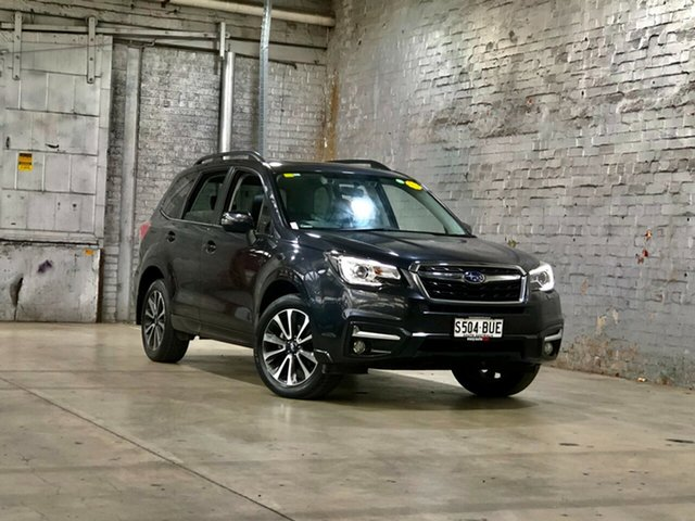 Used Subaru Forester S4 MY17 2.5i-S CVT AWD Mile End South, 2017 Subaru Forester S4 MY17 2.5i-S CVT AWD Blue 6 Speed Constant Variable Wagon