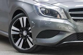 2013 Mercedes-Benz A-Class W176 A200 CDI D-CT Grey 7 Speed Sports Automatic Dual Clutch Hatchback