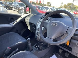 2006 Toyota Yaris NCP90R YR Orange 5 Speed Manual Hatchback