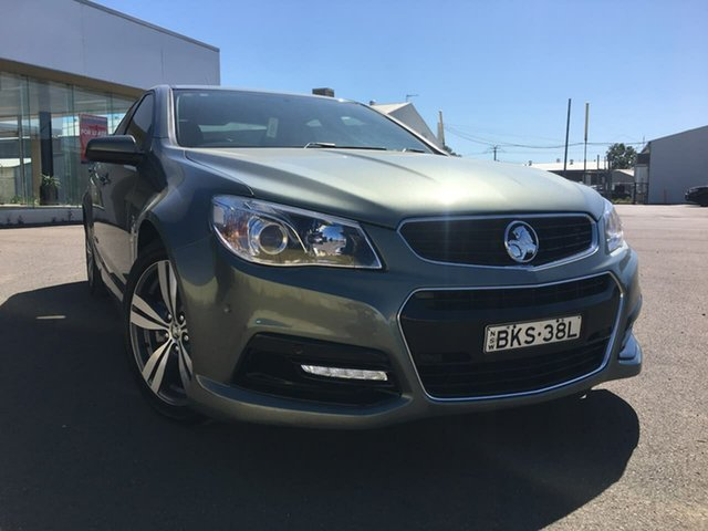 Used Holden Commodore VF SS Dubbo, 2015 Holden Commodore VF SS Grey Sports Automatic