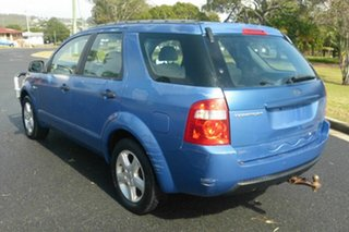 2004 Ford Territory SX TX AWD Blue 4 Speed Sports Automatic Wagon
