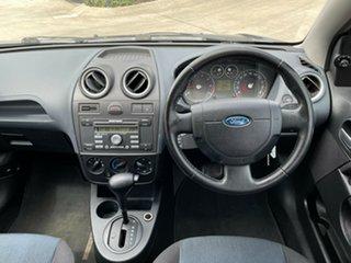 2006 Ford Fiesta WQ Zetec Grey 4 Speed Automatic Hatchback.