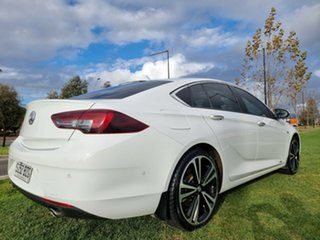 2018 Holden Calais ZB MY18 V Liftback AWD White 9 Speed Sports Automatic Liftback.