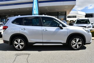 2019 Subaru Forester S5 MY20 2.5i-S CVT AWD Ice Silver Metallic 7 Speed Constant Variable Wagon