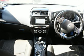 2016 Mitsubishi ASX XB MY15.5 LS (2WD) Blue Continuous Variable Wagon