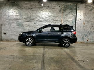 2017 Subaru Forester S4 MY17 2.5i-S CVT AWD Blue 6 Speed Constant Variable Wagon